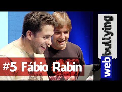 WEBBULLYING NA TV #05 - FABIO RABIN (Programa Pânico)