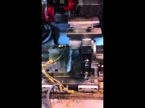 Tsugami MU-38SYE CNC Swiss Lathe m/c 317187
