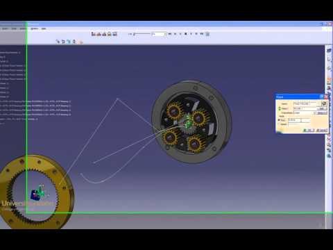 Catia V5 - Assembly Animation