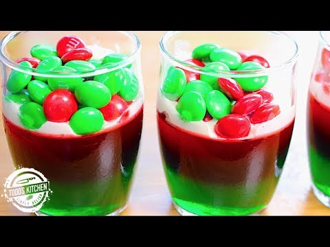 Christmas Jello Recipes.M M Christmas Jello Gummy Cups Recipe Merry Christmas