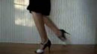 LaMaleva Tango Tutorial: ChaChaCha in Ocho Cortado