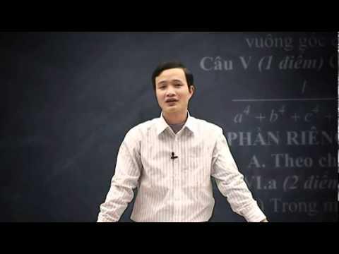 Bài 3: Phương pháp tính tích phân từng phần