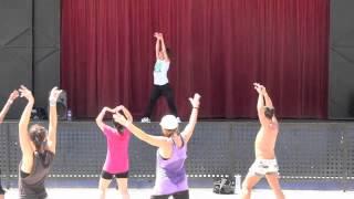 Zéna Saheli - LIA Dance - Island Fit 2012 (Mallorca) - www.zenasaheli.com