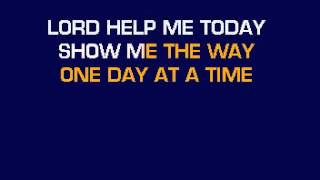 One Day At A Time Karaoke.avi.mp4