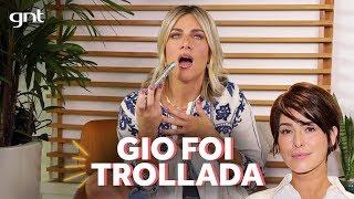 Fê Paes Leme voltou com o ex?! Gio arrasa no Dia da Mentira e é trollada | Amores do Gioh no GNT
