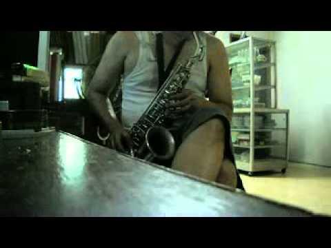 Kenangan Terindah - Samsons (Not So Good Sax Cover)