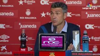 Rueda de prensa de José Luis Martí tras el RCD Mallorca vs CD Tenerife (1-4)