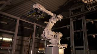 Foxconn Smart Factory - Warehouse Robot
