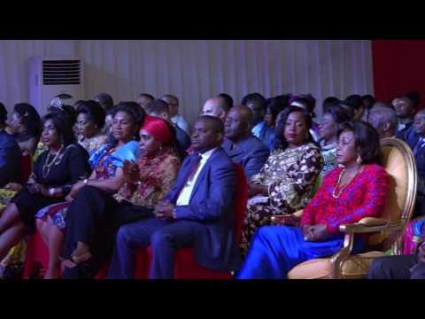 CONGO EMMANUELLE GOMA, BEAUTE INDEPENDANCE 2016 DIANE ABENG