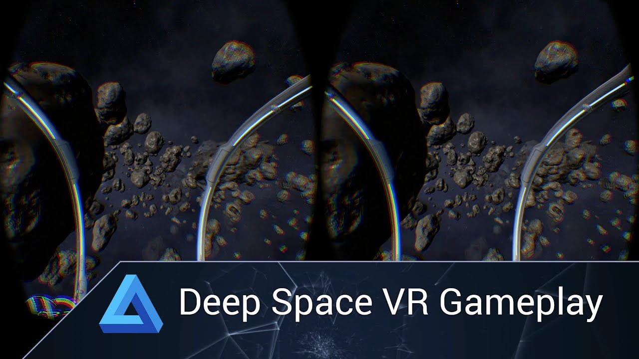 Deep Space VR Gameplay on Oculus Rift