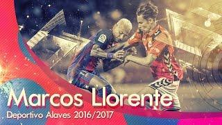 Marcos Llorente  Deportivo Alavs 201617