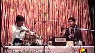 The Biryani Boys - Kickass Tabla by Uday Kumar - SRA Clip III