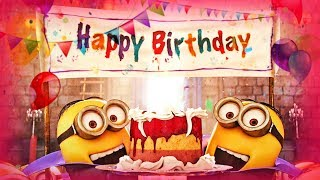 minion happy birthday song happy birthday vs minion hot ´