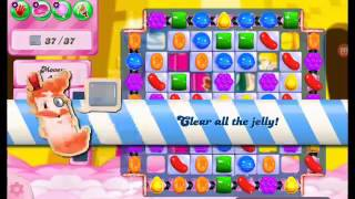 Candy Crush Saga - Level 998 - No boosters ☆☆ :)