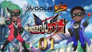 Woolie VS The Wonderful 101 (Part 1)