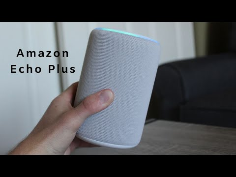 Amazon Echo Plus 2nd Generation Review (2019)
