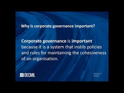 Decmil - Corporate Governance
