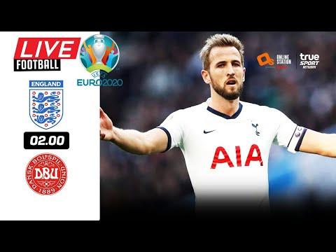 🔴 LIVE FOOTBALL : อังกฤษ 2-1 เดนมาร์ก รอบรองชนะเลิศ EURO 2020  บอลสดพากย์ไทย 7-7-64