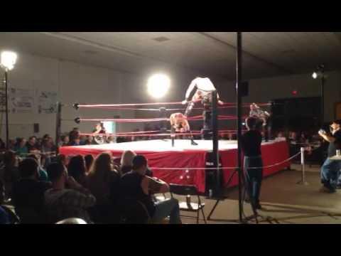 Ken Dixon vs Rayo