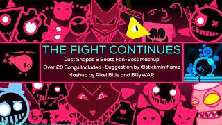 The Fight Continues - JS&B Fan-Boss Animation Mashup - Collab with Pixel Bitie!
