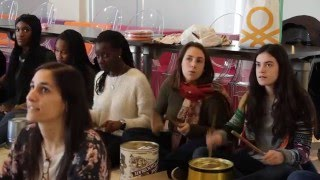 Academia Ubuntu - Seminário Música e Liderança