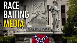 Confederate monument controversy is fake news