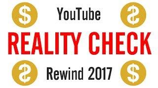 YouTube Rewind Reality Check 2017 #TankTheRewind