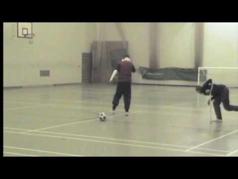 Binocular Football- Penalty Shoot-out