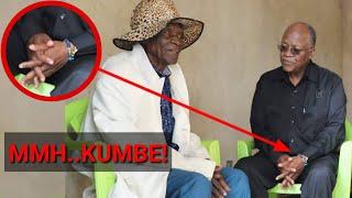 ALICHOKUWA AMEKIVAA MKONONI JANA RAIS MAGUFULI KIMEWASHANGAZA WENGI..!