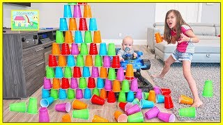 My Baby Brother Messes Up Everything but I love him! Family Vlog