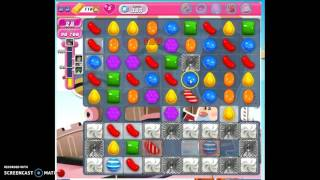 Candy Crush Level 385 w/audio tips, hints, tricks