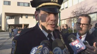120th Precinct Commander Describes Officer Shot In The Line Of Duty