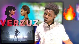 Beyoncé vs Rihanna   VERZUZ BATTLE - Reaction
