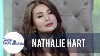 Nathalie Hart admits that she is separated from her daughter's father | TWBA
