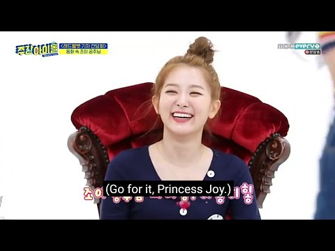 [ENG SUB/ INDO SUB] Weekly Idol Eps. 422 RED VELVET