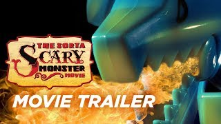 The Sorta Scary Monster Movie   Official Movie Trailer (NEW Stikbot Monsters!!)
