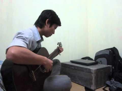 Hòn đá cô đơn guitar solo..