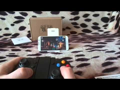 Gamepad G910 - недорогая замена беспроводному джойстику Moga Pro