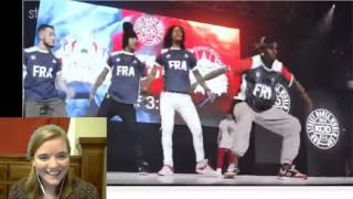 Criminalz Crew at KOD 2016 Finals // .stance // LES TWINS, WAYDI, BOUBOU Reaction - ReplayMae