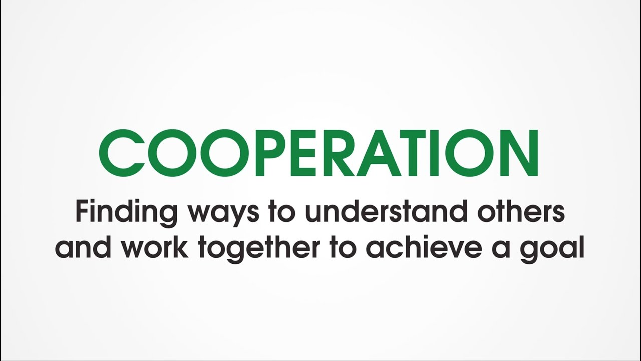 p cooperation character trades lessons for a positive family p7 cooperation character trades lessons for a positive family home or classroom environment
