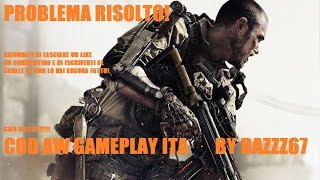 Risolto. Call Of Duty Advanced Warfare gameplay ita by Dazzz67