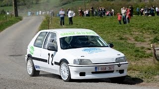 RS de Marchin 2014 | Onboard Macors - Delhaye | Peugeot 106 | Boucle 2 | Crash [HD] by JHVideo