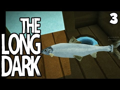 the long dark рыбалка