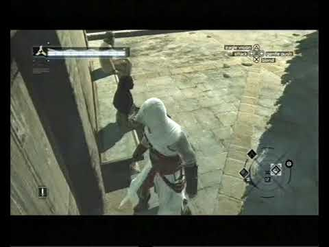 Assassin's Creed, Career 277, Jerusalem: Middle District, Interrogate