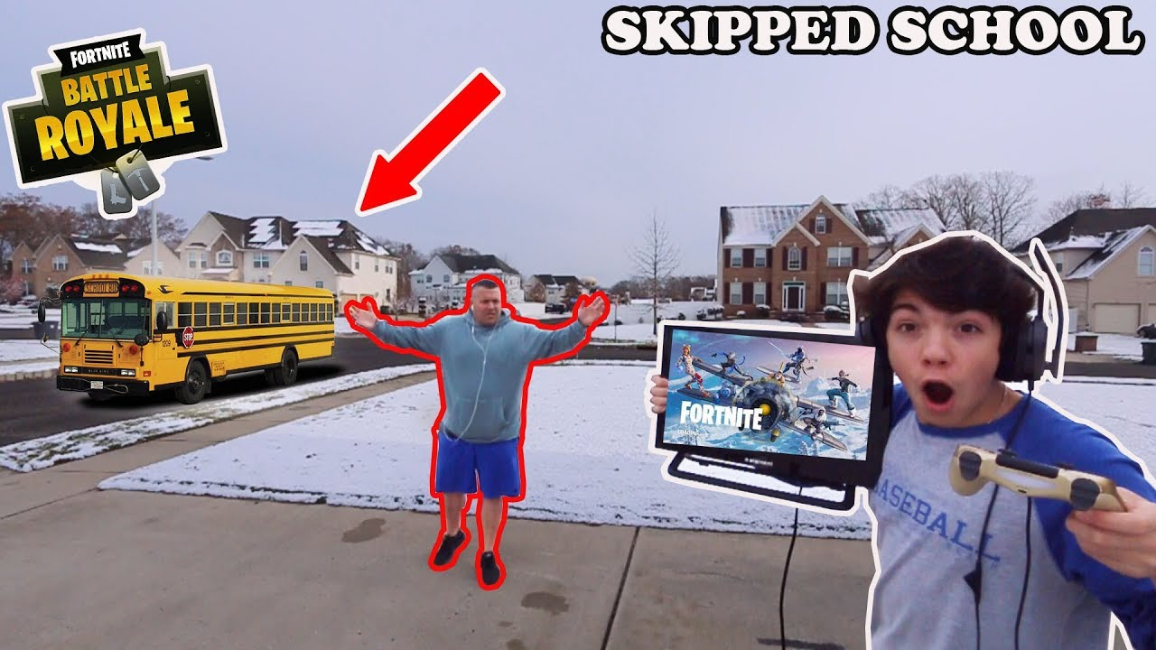 i-skipped-school-to-play-fortnite-season-7-all-day-got-caught-parents-freaked-out