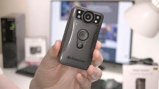 Transcend DrivePro Body Cam 30 Review