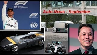 Auto News - September 2018