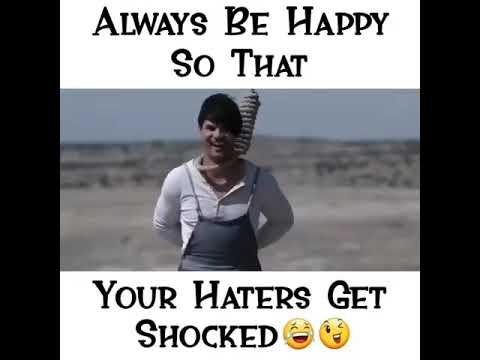 Alway be happy WhatsApp status