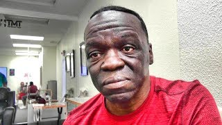 Jeff Mayweather on the tragic passing of Patrick Day & what can be done to make boxing safer