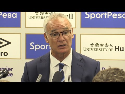 Hull 2-1 Leicester - Claudio Ranieri Full Post Match Press Conference - Reacts To Hull Defeat
